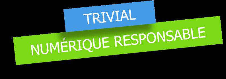 Logo Trivial Numérique Responsable OM Conseil