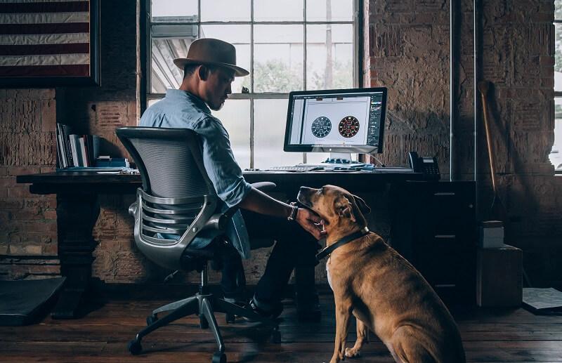 travailler à distance de vos locaux professionnels que ce soit pour quelques jours par semaine ou à temps plein.